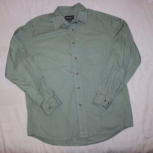 Eddie Bauer Button Up Collared Shirt - Length 30
